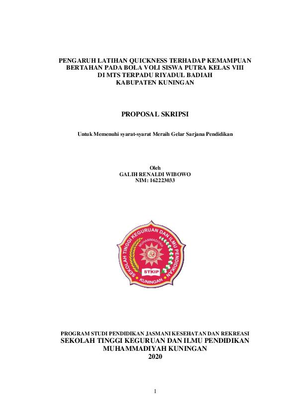 Skripsi Pendidikan Research Papers Academia Edu