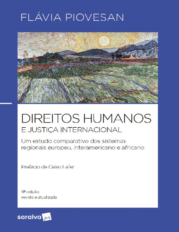 .1 Direitos Humanos e Justiça Internacional 9a edição Flavia Piovesan