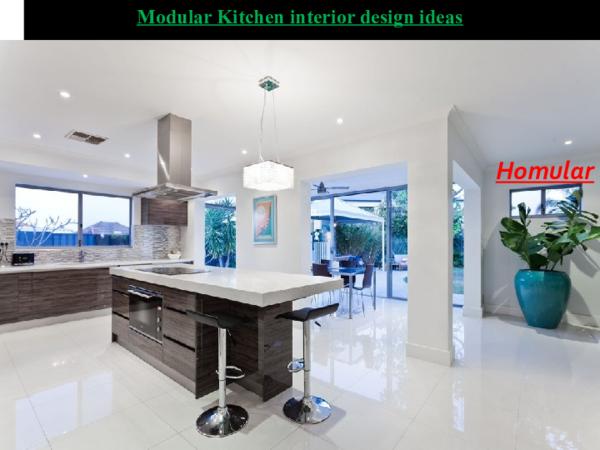 Ppt Modular Kitchen Interior Design Ideas Homu Lar Academia Edu