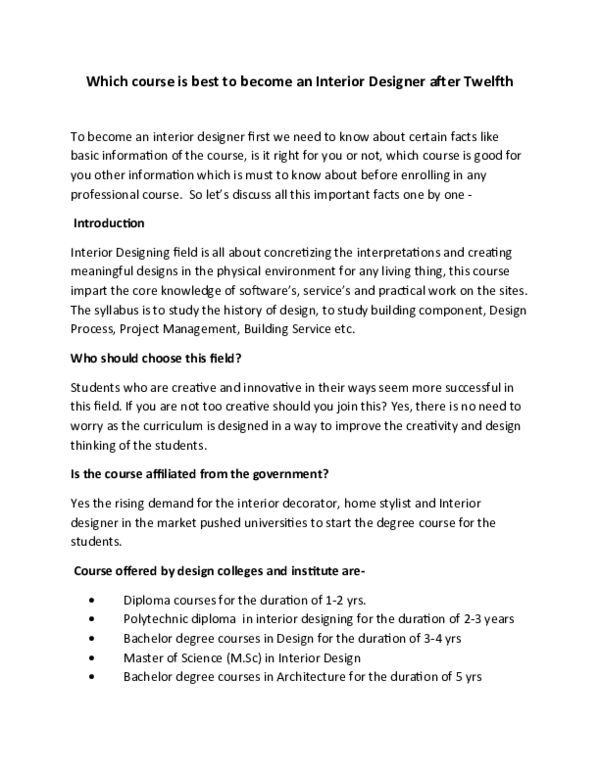 Interior architecture research papers what kind of resume paper