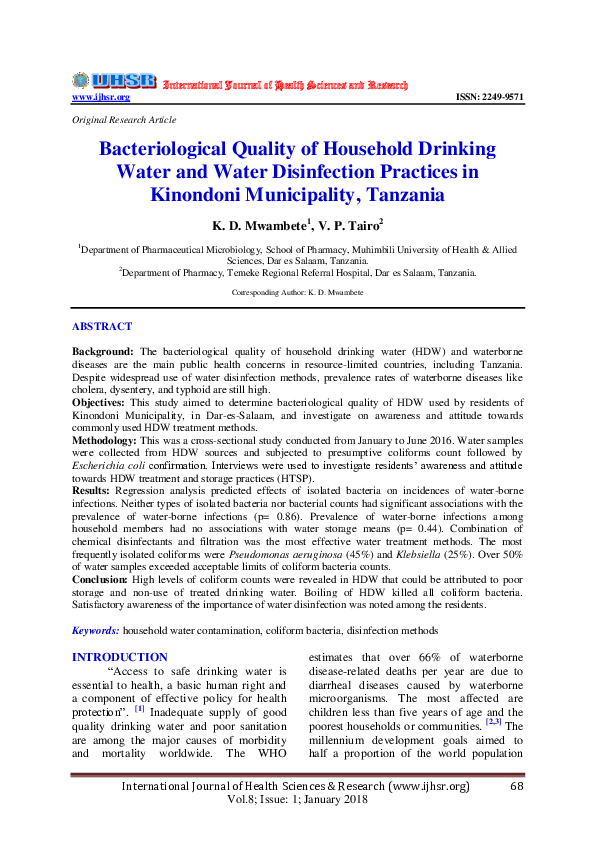 Microbiology term paper topics dissertation prospectus example