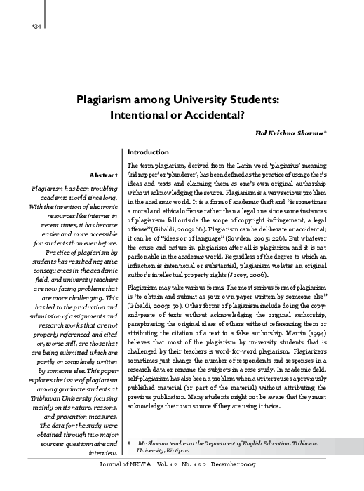 Plagiarism among university student research paper s m a r t system bad f1 to resume