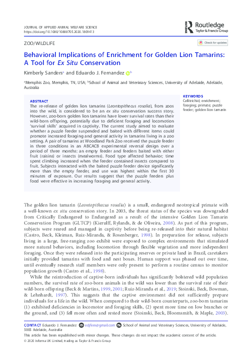Animal Behavior Research Paper Academia Edu Behaviour Dissertation Ideas