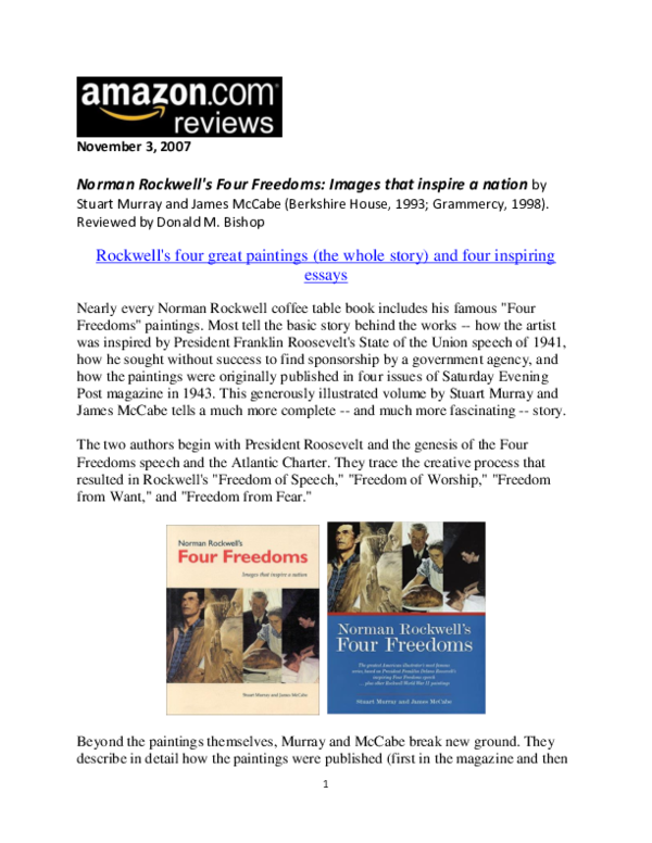 Norman rockwell research paper case study editor sites ca