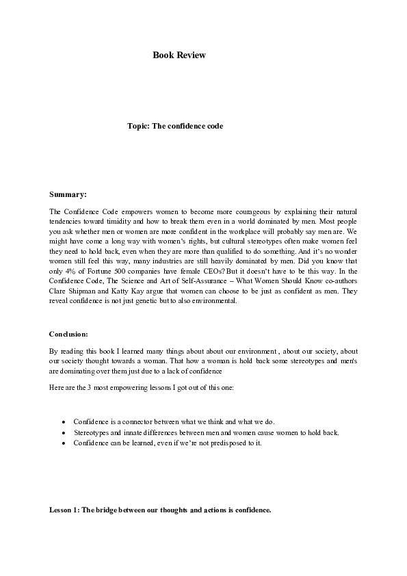 Confidence men pdf free download free