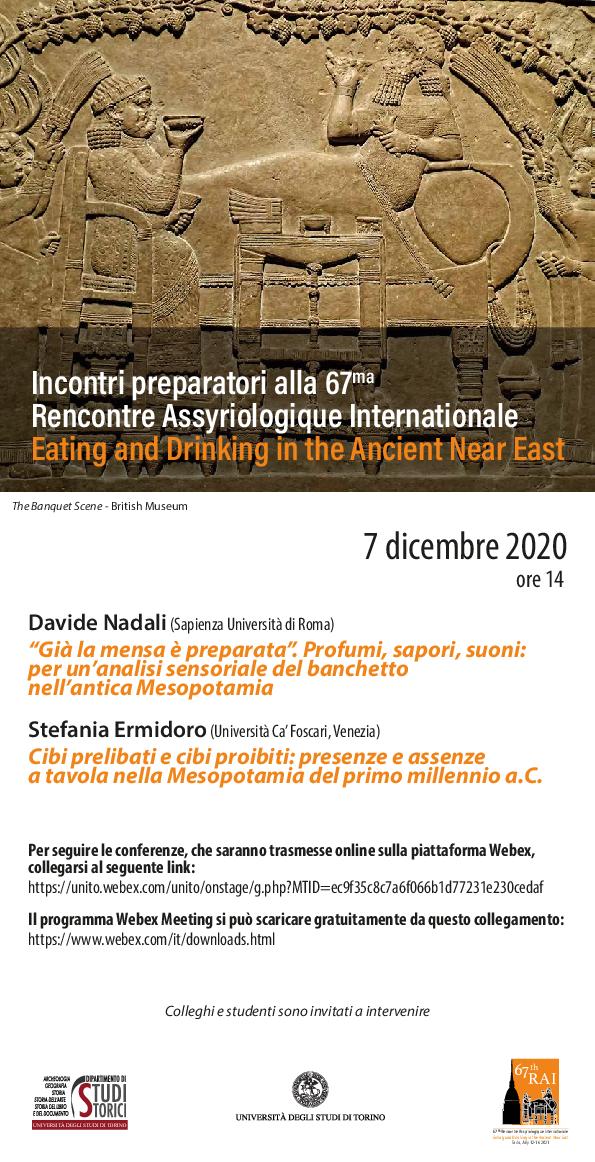 rencontre assyriologique internationale 2021