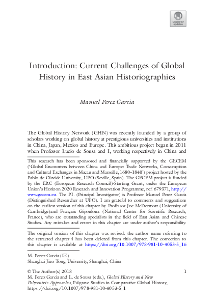 Global Economics Research Papers Academia Edu