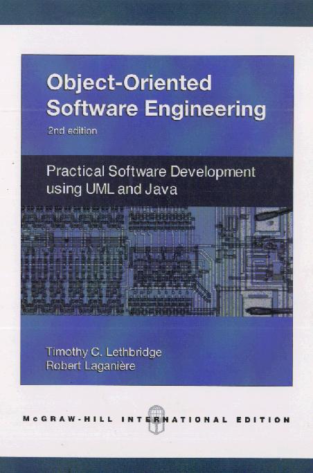 Pdf Object Oriented Software Engineering Nidhi Devgun Academia Edu