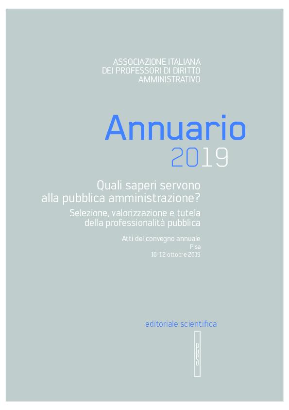 (PDF) Rapporto pubblico-privato nell'adozione e nel