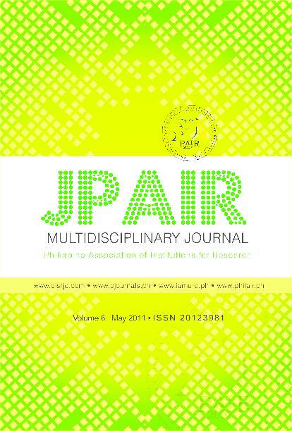 PDF) Multidiciplinary Journal | Historically Digitized