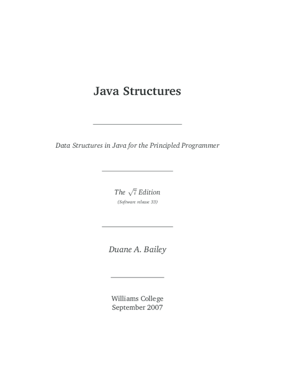 PDF) data structure and object oriented programing | ahmed azarnia