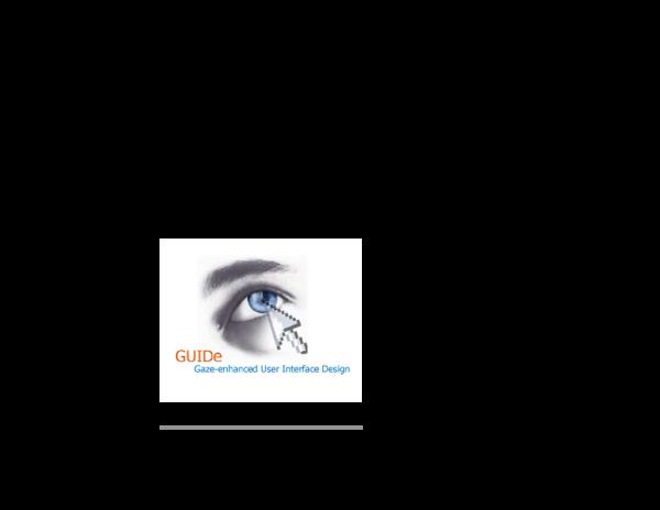 Pdf Guide Gaze Enhanced Ui Design Manu Kumar Academia Edu