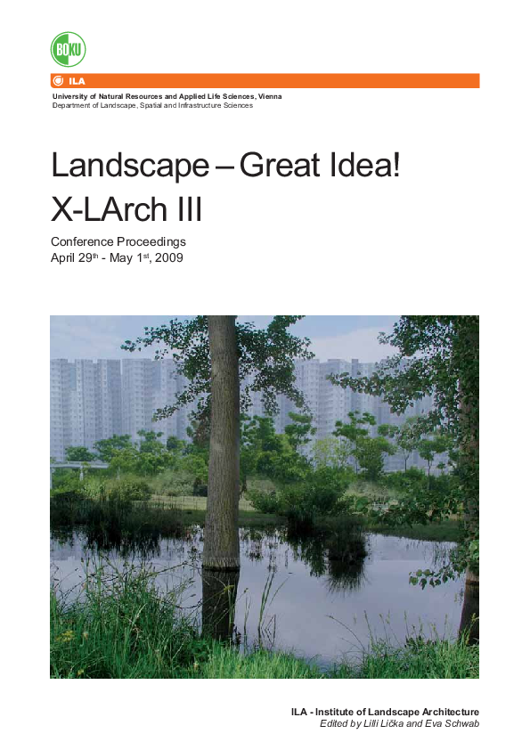 PDF) Questions of scale for sustainable urban landscape